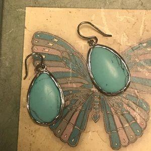 Silpada Make a Splash Earrings w3159